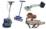 Floor care equipment rentals in Arlington TX