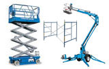 Lift and ladder rentals in Arlington TX