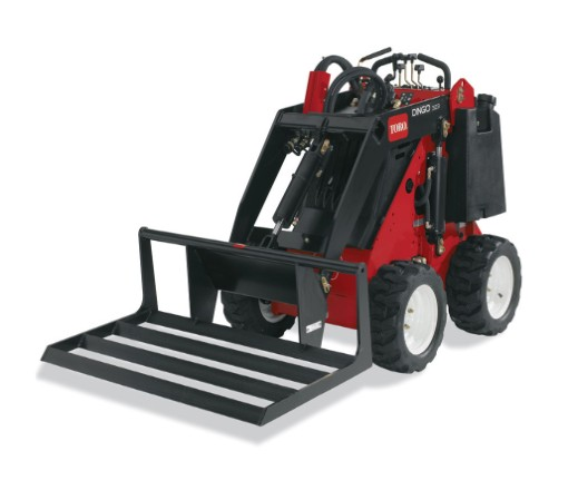 Where to find DINGO LEVELER ATTACHMENT in Arlington