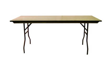 Where to find TABLE RECTANGULAR 30  x 6 in Arlington