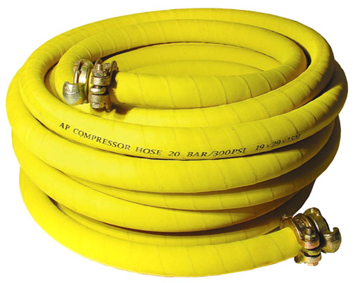 Where to find AIR COMPRESSOR HOSE 3 4  X 50 in Arlington
