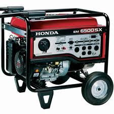 Where to find GENERATOR PORTABLE 6500 WATTS in Arlington