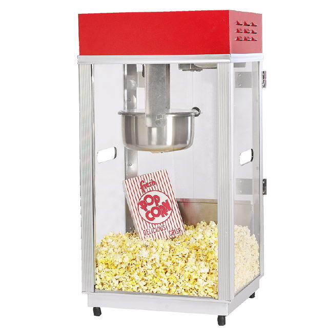Where to find POPCORN MACHINE 6 or 8 OUNCE in Arlington