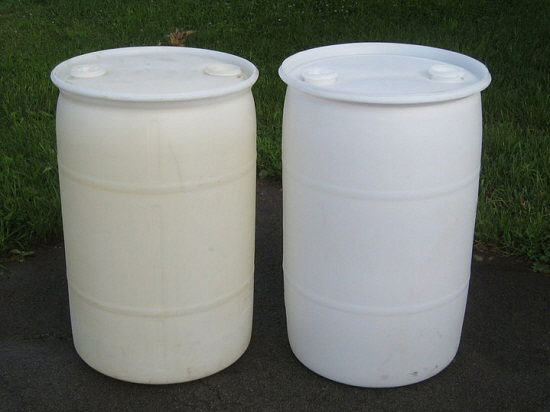 Where to find TENT WATER BARREL EMPTY in Arlington