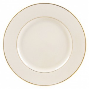 Where to find GOLD RIM 12  DINNER CHINA PLATE in Arlington