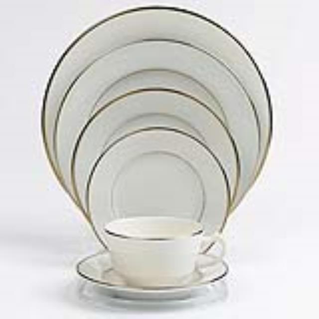 Where to find GOLD RIM CHINA 5.5 SOUP   SAUCER in Arlington