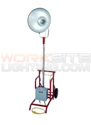 Where to find LIGHTING PORTABLE 1000 WATT 12  ON CART in Arlington