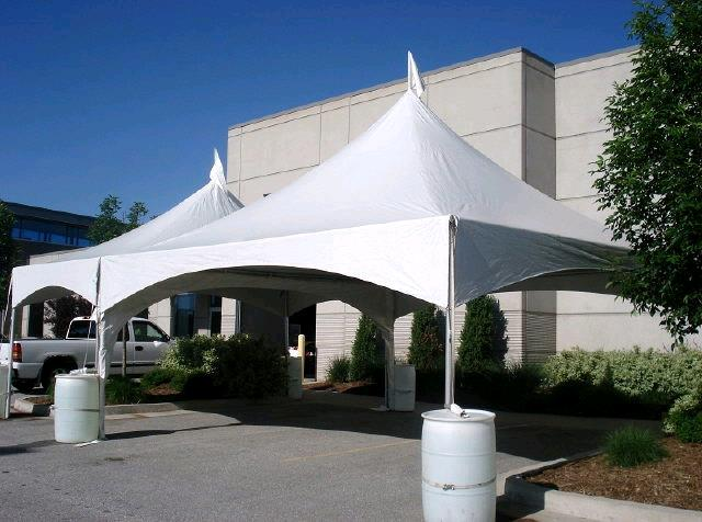 Where to find TENT HI PEAK FRAME 20 x40 in Arlington