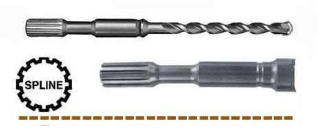 Where to find SPLINED ROTARY BIT 3 4 x18  DRILLABLE in Arlington