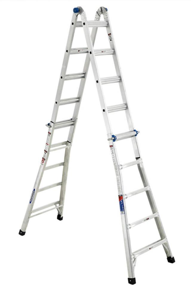 Where to find ADJUSTABLE MULTI LADDER 20 in Arlington