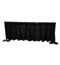 Where to rent PIPE AND DRAPE BOOTH PARTITION  3 Hx10 L in Arlington TX