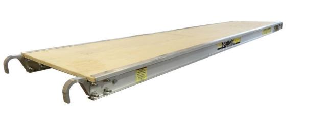 Where to find SCAFFOLD WALKBOARD ALUM   PLY 7 x19.25 in Arlington