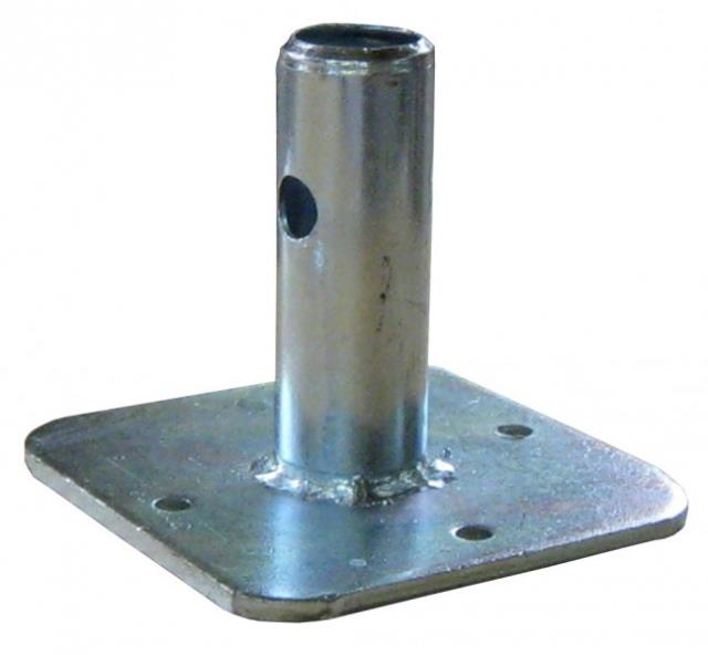 Where to find SCAFFOLD BASE PLATE   FOOT  EACH in Arlington