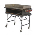 Where to rent GRIDDLE PROPANE LARGE 20 x40 in Arlington TX